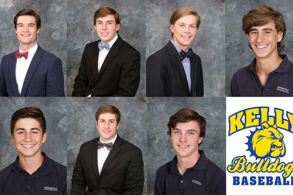 Seven Kelly Catholic baseball players were honored by TAPPS 6A District 3, the school announced on Tuesday.