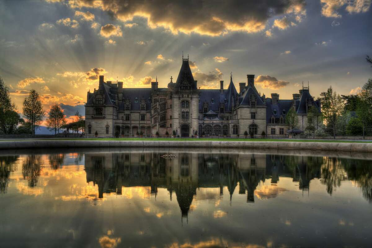 9. Biltmore Estate - Asheville, N.C. The Biltmore House is considered to be