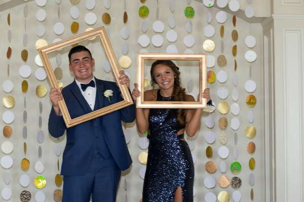 New Fairfield High School held its senior prom on May 20, 2018. The senior class graduates June 23. Were you SEEN at prom?