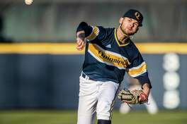 Quinnipiac senior righthander Taylor Luciani has tied a school record for most wins (8) in a season.