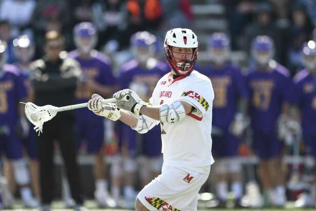 University of Marlyland men's lacrosse player Connor Kelly.