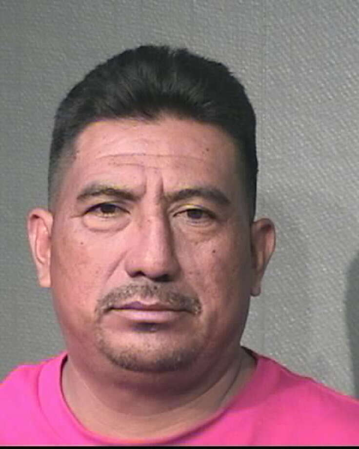 Julian Napoleon Sanchez was arrested in April 2018 on a third charge of DWI. Photo: Houston Police Department
