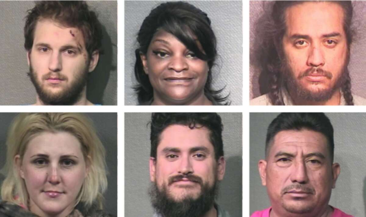 In April, Houston police arrested 36 drivers on felony alcohol charges. Click through to see the charges and mugshots of those arrested for felony-level DWI charges.