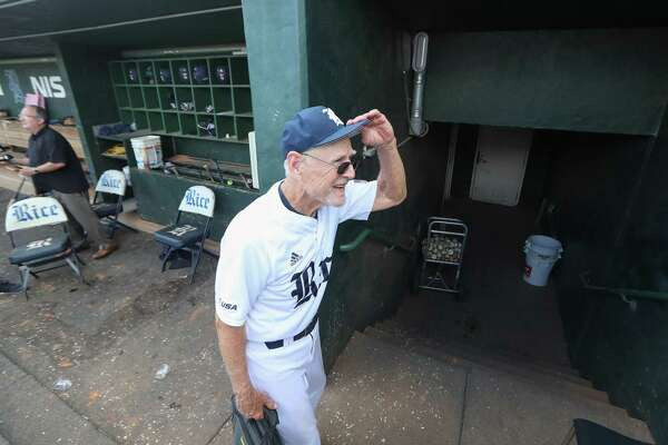 Wayne Graham, whose contract as Rice baseball coach will not be renewed, has taken the Owls to 23 consecutive NCAA Tournaments. For the streak to continue, Rice must win the Conference USA tournament.