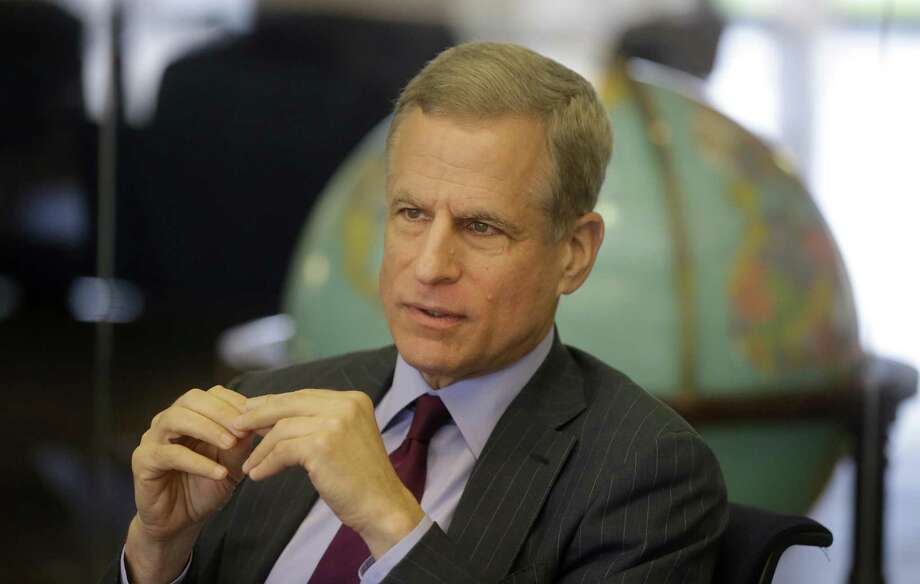 Robert Kaplan, president and CEO of the Federal Reserve Bank of the Dallas, said on a call with the Wall Street Journal on Thursday that he believes the current federal funds rate is appropriate for the economy and that he does not see a reason for the Fed to change policy. Photo: Melissa Phillip, Staff / Houston Chronicle / © 2018 Houston Chronicle