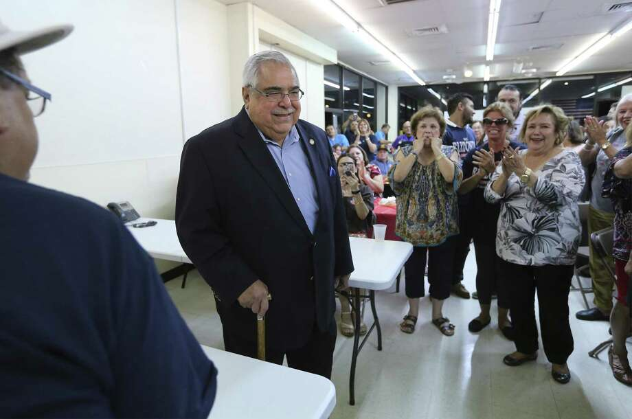 Elizondo Survives Close Call In Precinct 2 Commissioners