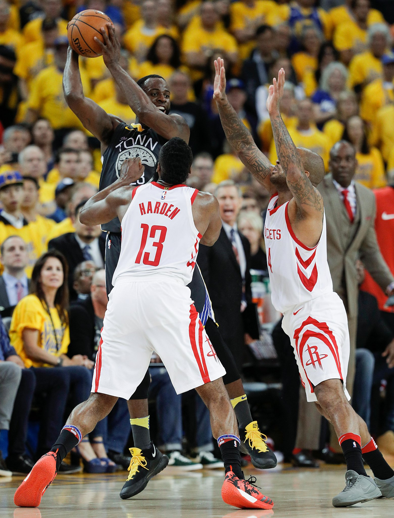 39b99231b57 Now it s nervous time for the Warriors - SFChronicle.com