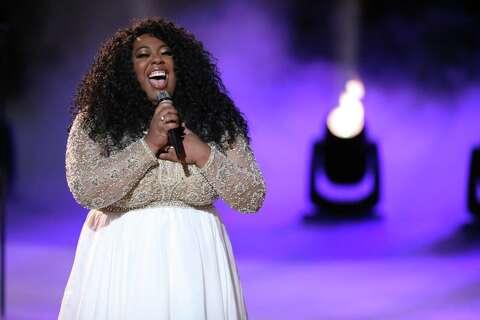 San Antonio's Spensha Baker wins high praise, but not 'The Voice