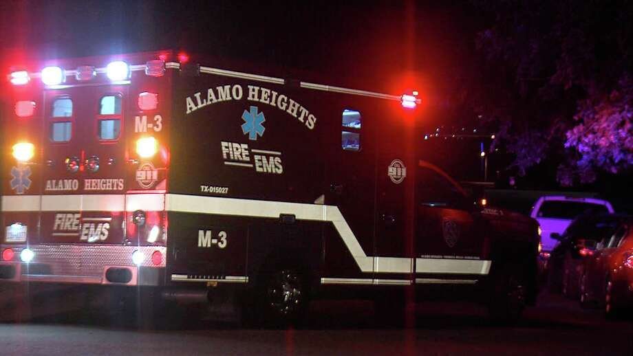 The officers were headed to the burglary call around 12:20 a.m. when they found the victim near Morningside Drive and Merrie Lane. Photo: Ken Branca