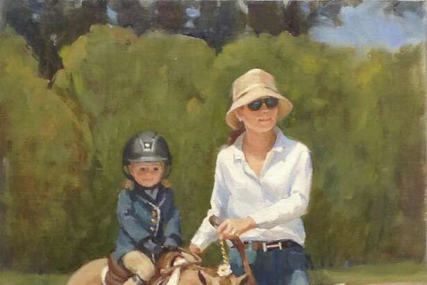 The Loft Gallery at The Smithy in New Preston will open an exhibit of fine paintings by Carol Brightman Johnson with a reception May 26 from 4 to 6 p.m. The show, which will run through July 8, will feature Johnson's detailed oil portraits of people, animals, and many of horses and riders. Johnson holds a deep affection for her native New England, where she paints animals, farms and woodland scenes. The gallery is located on the second floor of The Smithy at 10 Main St. For more information, call 860-868-9003.