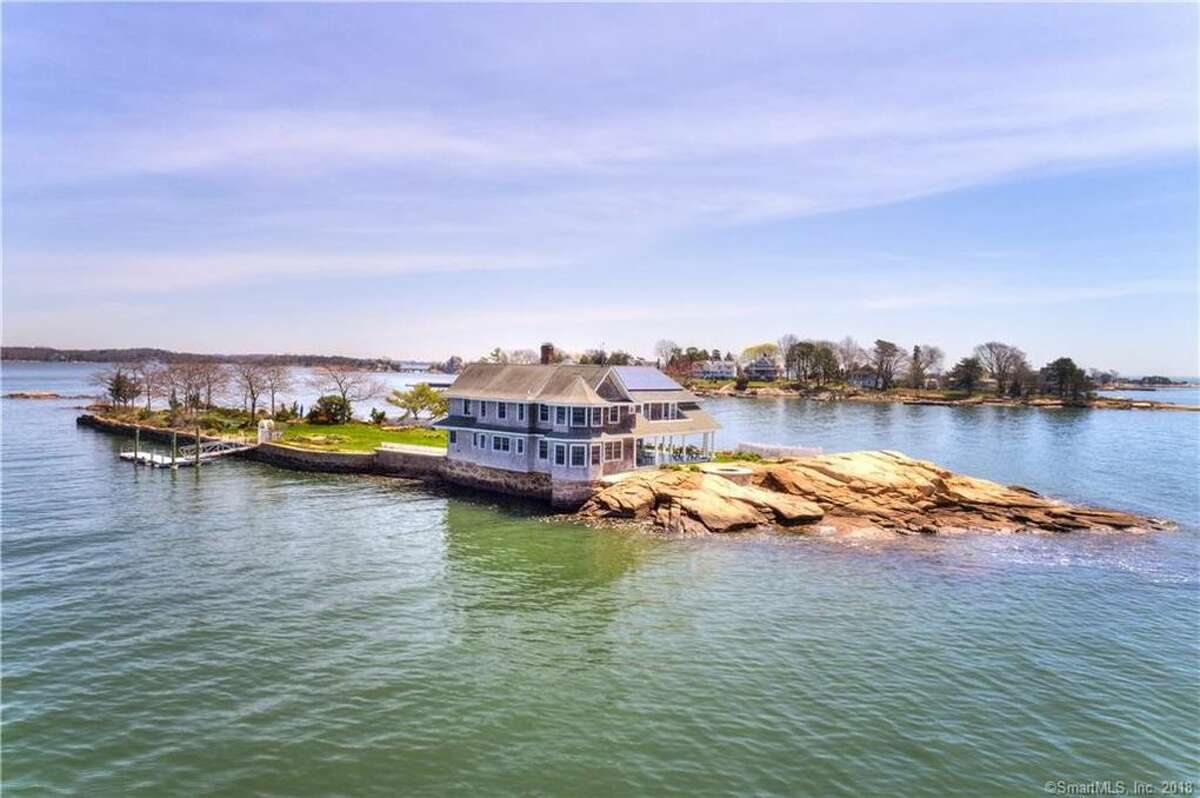 Buy him an islandPotato Island, one of Connecticut's Thimble Islands, is on sale for only $4.9 million. For the cost of a seaside mansion, you get the house and the island, plus you're still close enough to the shore to pick up a pizza for dinner.