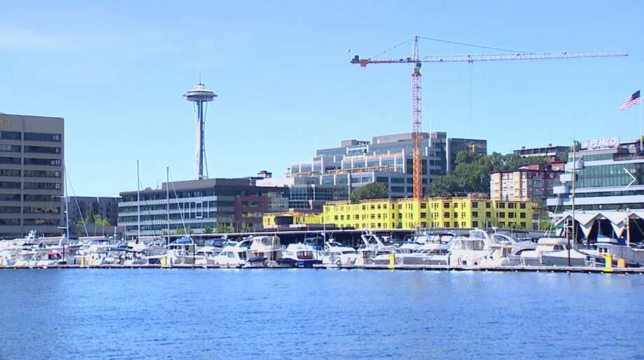 Seattle Public Utilities (SPU) will need $30 million on top of the estimated $570 million price tag to complete an underground sewage tunnel. The tunnel will prevent sewage overflow into Lake Union and the ship canal. Photo: Komonews.com