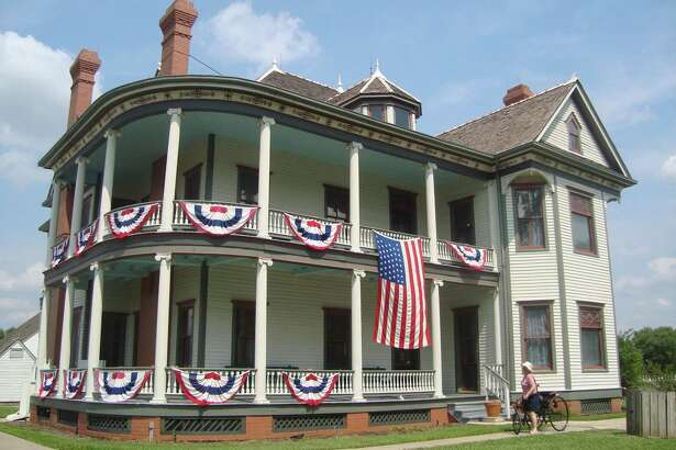 The George Ranch Historical Park will host a special Memorial Day remembrance and historic event to explore the holidays roots as Decoration Day.