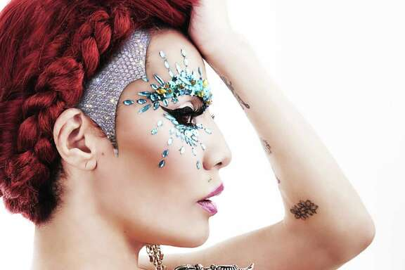 Ivy Queen, known as the Queen of Reggaeton.
