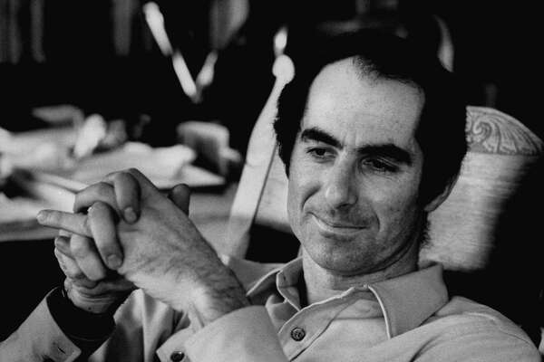 Philip Roth�in 1968.