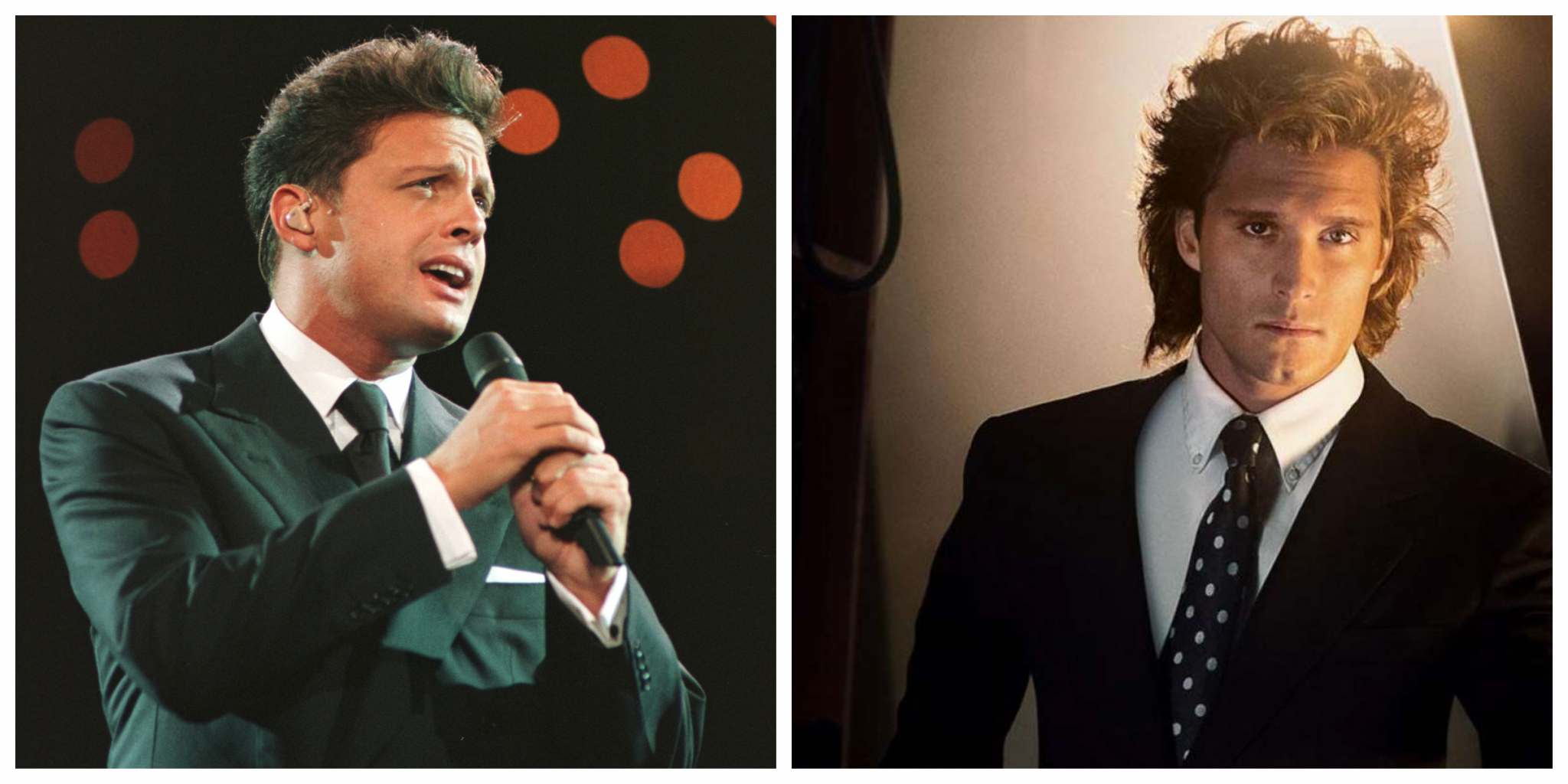 Luis Miguel stars onstage in Houston and on the small screen