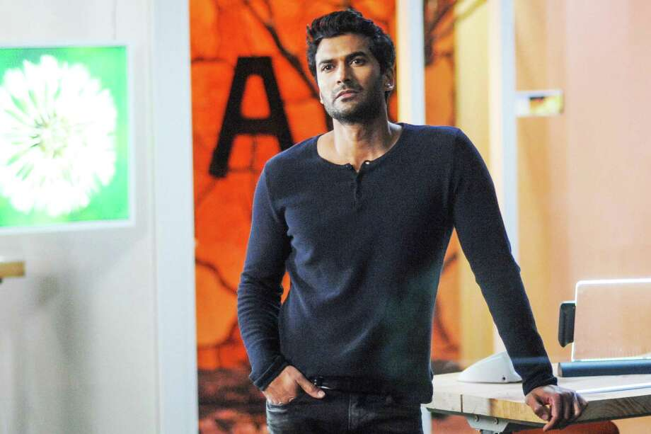 "Sendhil Ramamurthy, who grew up in San Antonio and graduated from Keystone School, returns to TV in NBC's thrilling new drama series ""Reverie"" about virtual reality taken to the extreme. Photo: Sergei Bachlakov /NBC / 2017 NBCUniversal Media, LLC"