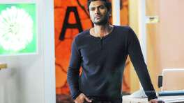 """Sendhil Ramamurthy, who grew up in San Antonio and graduated from Keystone School, returns to TV in NBC's thrilling new drama series """"Reverie"""" about virtual reality taken to the extreme."""