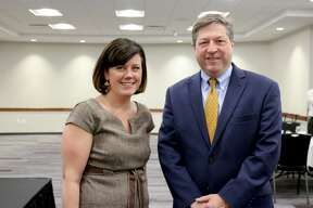 """Were you SEEN at the Times Union Leadership Luncheon, """"Leading a Legacy Business,"""" with Gary Dake, president of Stewart's Shops?"""