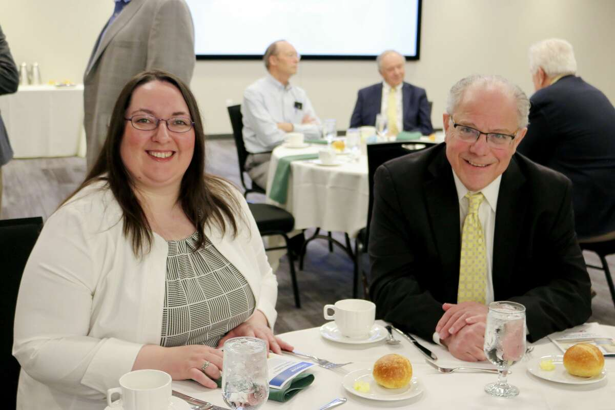 Were you SEEN at the Times Union Leadership Luncheon,