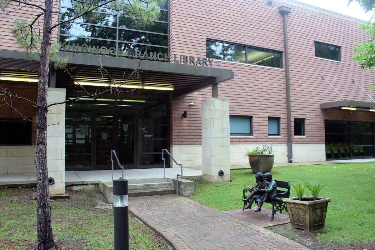 The Kingwood Branch Library building is not accessible for public use through April 3 to help stop the spread of COVID-19.