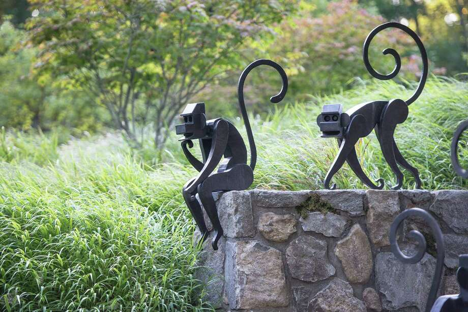 "InSitu, a renowned sculpture garden, is among eight Redding sites to be featured on June 9 in the ""For the Love of Gardening"" tour sponsored by The Redding Garden Club and New Pond Farm Education Center. Photo: Helene Hawk Photography / Contributed Photo"