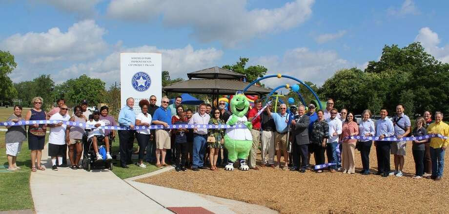 The city of Sugar Land's Mayfield Park, 106 Avenue D, is now open after expansion and reconstruction. Photo: Courtesy Photo