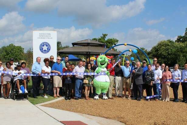 The city of Sugar Land's Mayfield Park, 106 Avenue D, is now open after expansion and reconstruction.