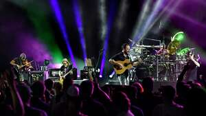 The Dave Matthews Band performs on Friday, July 15, 2016, at Saratoga Performing Arts Center in Saratoga Springs, N.Y. (Cindy Schultz / Times Union)