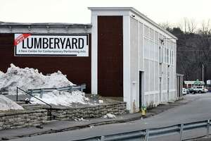Exterior of a main building at the Lumberyard on Tuesday, Jan. 10, 2017, in Catskill, N.Y. The Lumberyard, formerly the American Dance Institute, is converting a former lumberyard in the heart of the village of Catskill into its summer home, due to open in spring 2018. The multimillion-dollar project will bring jobs and dance companies and is part of a growing cultural identity for Catskill. (Will Waldron/Times Union)