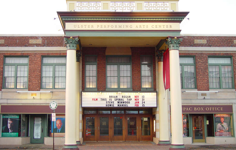 The Ulster Performing Arts Center in Kingston.