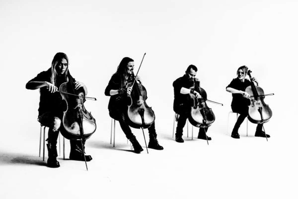 Apocalyptica, a Finnish orchestral rock band, will perform Metallica with Four Cellos this Sunday at The Egg. Learn more.