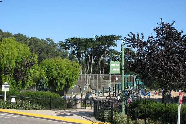 Julius Kahn playground in s.f.