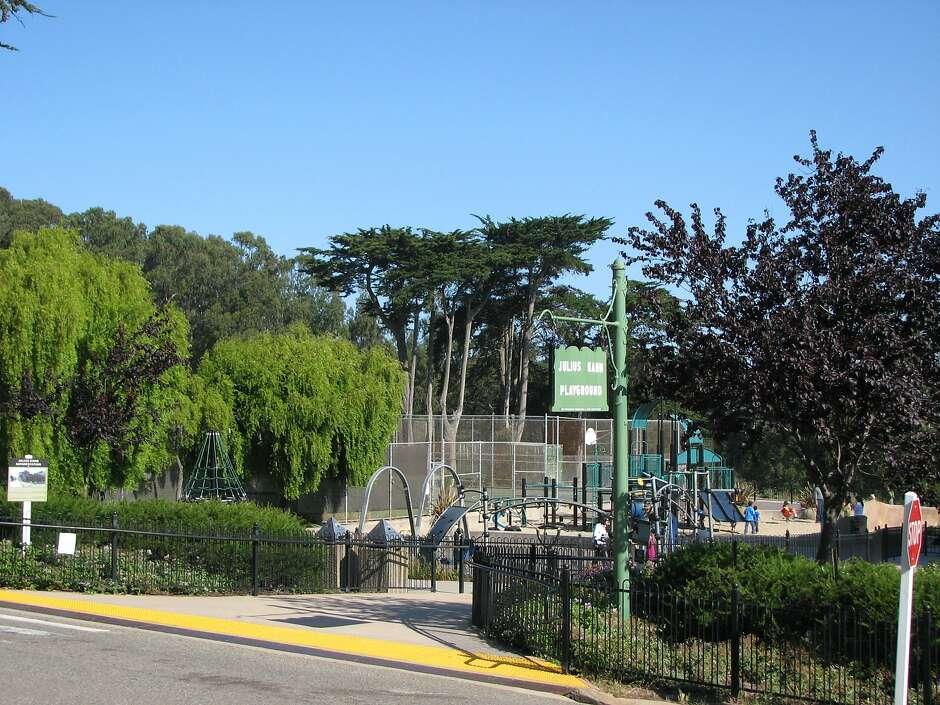 Symbols Matter Rename Julius Kahn Playground In San Francisco