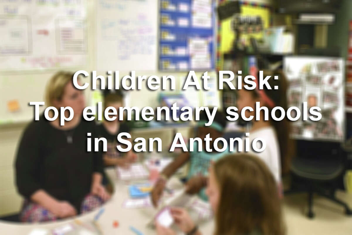Click ahead to find out the top elementary schools in San Antonio, according to Children at Risk.