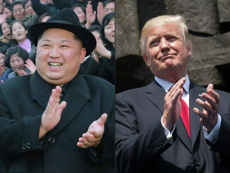 North Korea is throwing a temper tantrum — threatening to cancel talks with President Trump — precisely because it is boxed in before negotiations even begin. Photo: SAUL LOEB /AFP /Getty Images / AFP or licensors