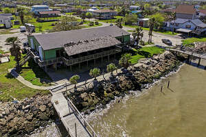 The 18th Street Fishing Pier Bar & Grill is listed for sale at $1.9 million.