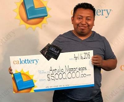 Guy Wins Lottery