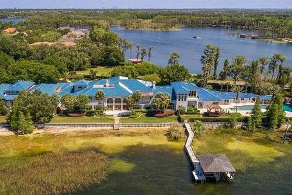 "Shaquille O'Neal is putting his longtime megamansion in Windermere, Fla. on the market for $28 million. He picked up the ""Shaq-apulco"" estate in 1993, when he was a rookie with the Orlando Magic."