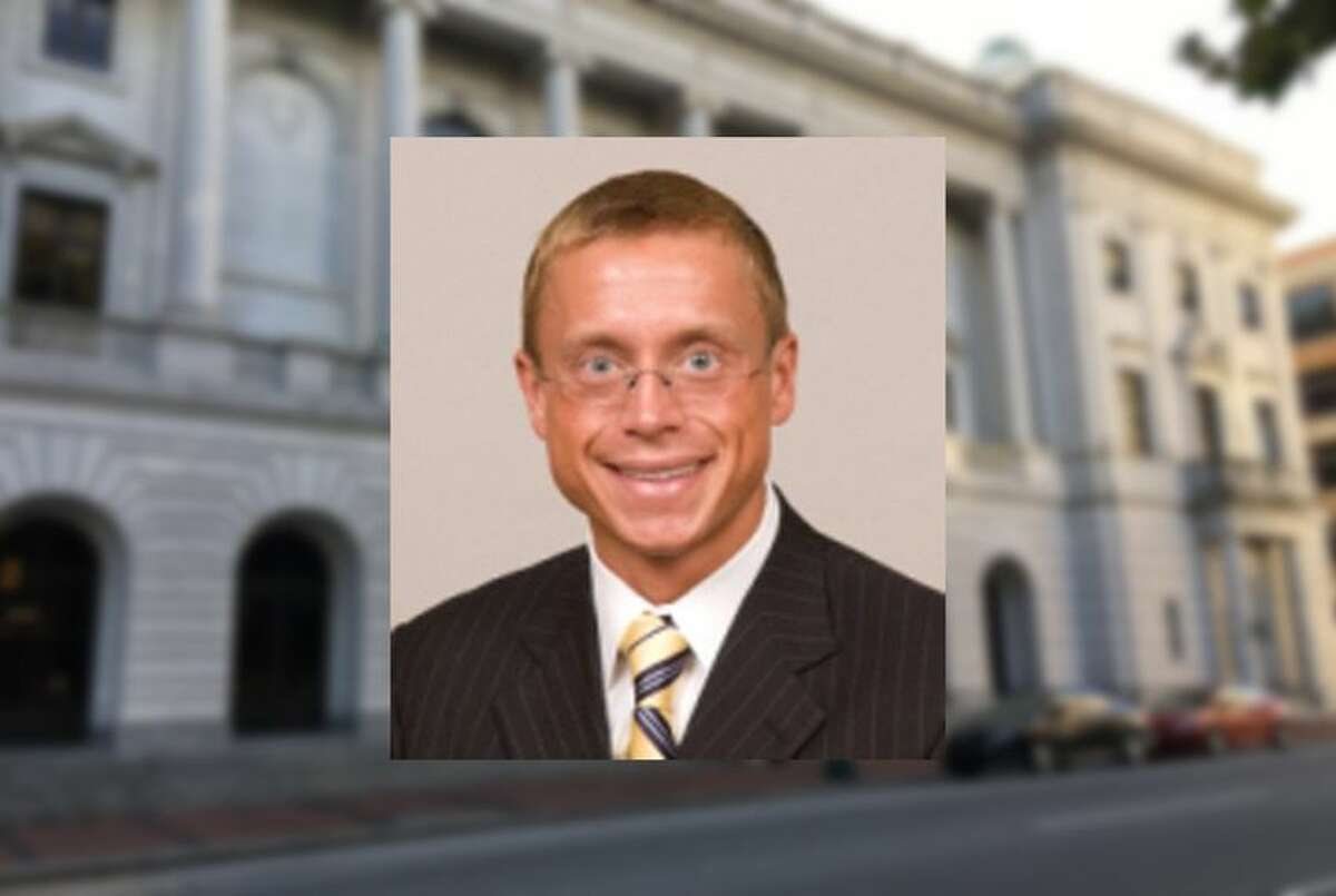 Andrew Oldham, Texas Gov. Greg Abbott's chief legal adviser, faces afinal vote on the Senate floor as early as Wednesday.