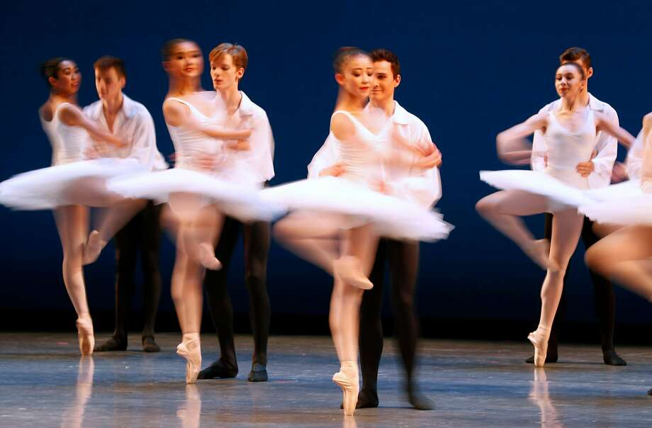 San Francisco Ballet School students perform during the school's annual Showcase. Photo: Scott Strazzante / The Chronicle
