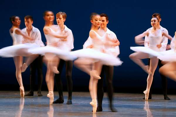San Francisco Ballet School Student Showcase at Yerba Buena Center for the Arts in San Francisco, CA on Wednesday, May 23, 2018.