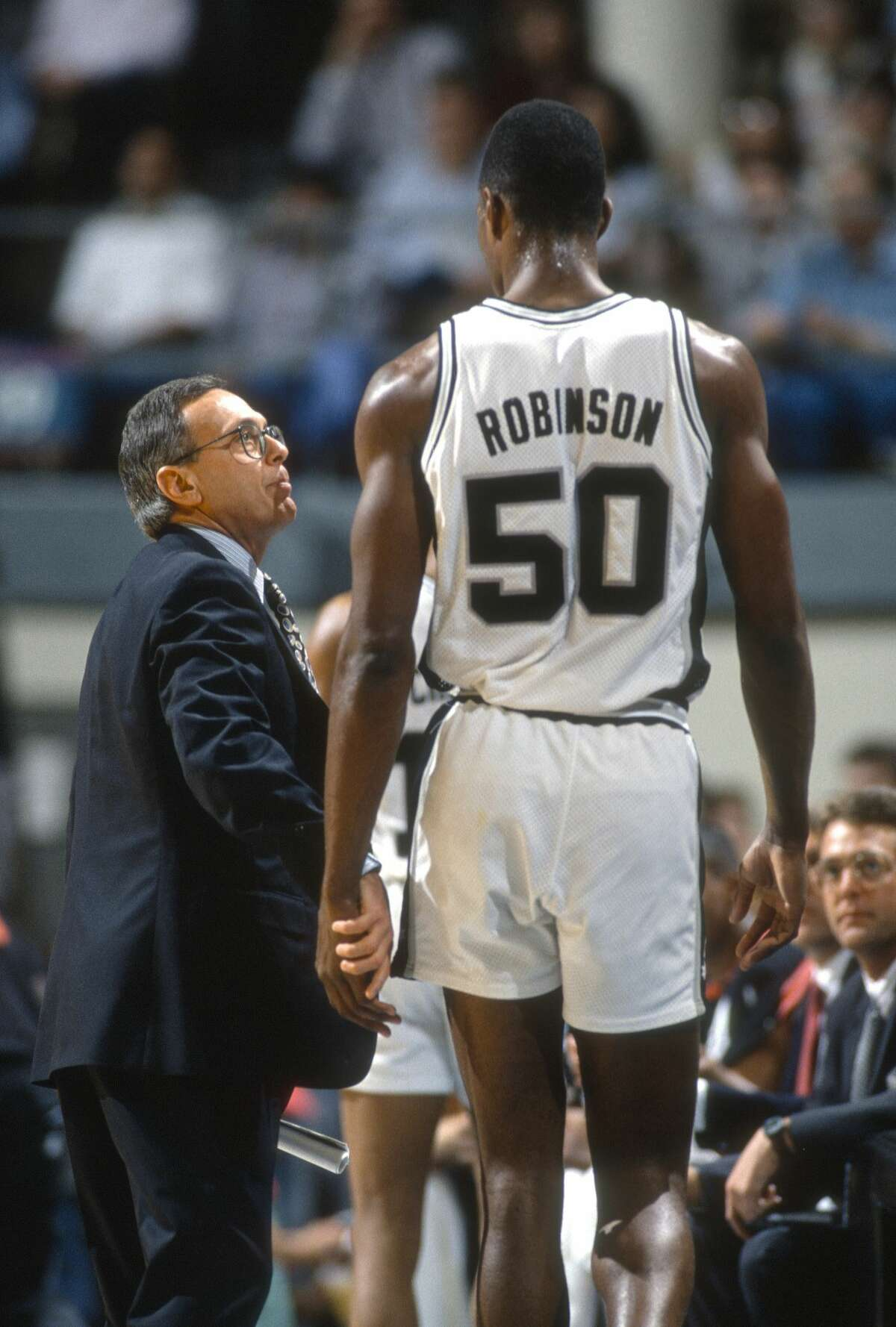 Since the franchise merged into the NBA in 1976, no team has won more games than the San Antonio Spurs.