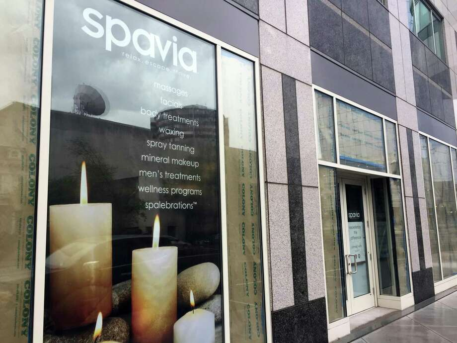 Spavia, a national spa franchiser, is set open later this year a center at 300 Atlantic St., in downtown Stamford, Conn. Photo: Paul Schott