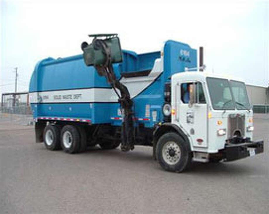 City of Laredo Solid waste services Photo: Courtesy City Of Laredo