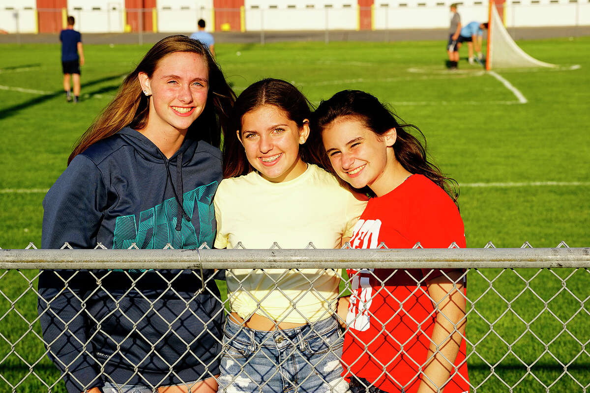 Were you Seen at the Section II track and field sectionals at Guilderland High School on May 23, 2018?