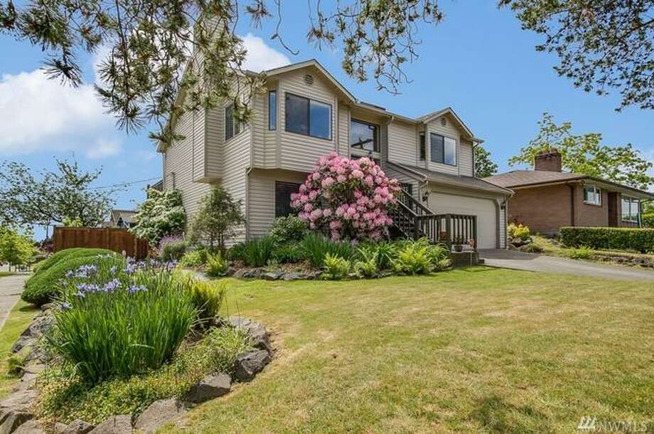 4735 S Hudson St, listed for $740,000. See the full listing below. Photo: Listing Provided Courtesy Of Windermere R E Mount Baker