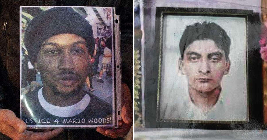 The San Francisco DA will not charge police officers in the shooting deaths of Mario Woods and Luis Gongora Pat.