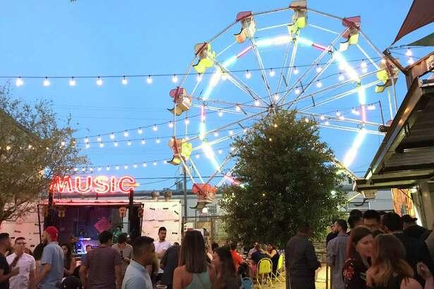 Truck Yard is Houston's hot new playground in the Eado neighborhood.