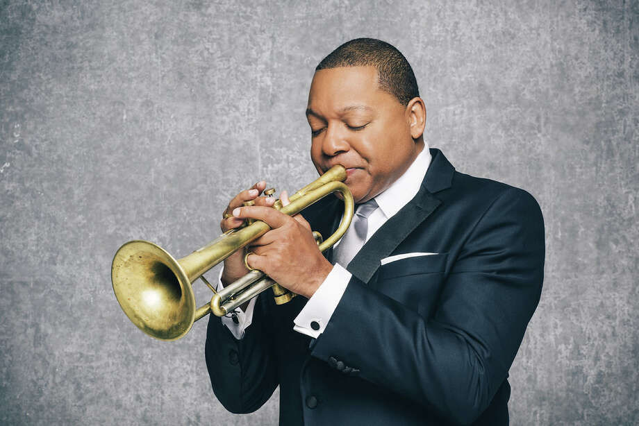 Wynton Marsalis will perform at The Klein Auditorium in Bridgeport on Thursday, Nov. 5. Photo: Joe Martinez / Contributed Photo, Contributed Photo / The News-Times Contributed